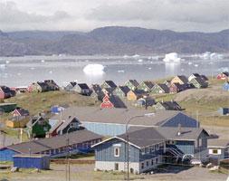 Groenlandia: una terrache scotta